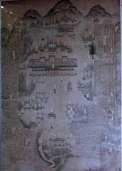 平泉寺境内の古図