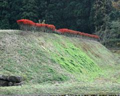 城下町の防御施設「上城戸」