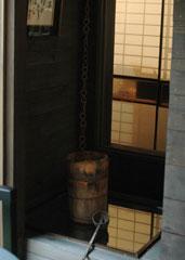 ちひろの産湯に使われたという井戸