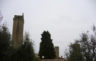塔の街・サン・ジミニャーノ
