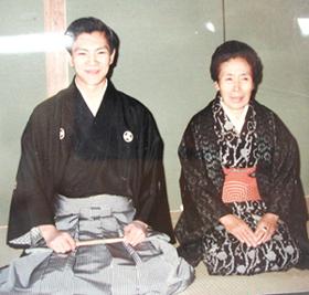 里喜と葵太夫