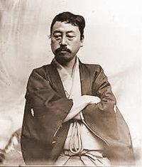 岡倉天心。