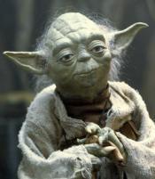 Yoda。