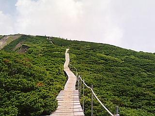 大山登山5