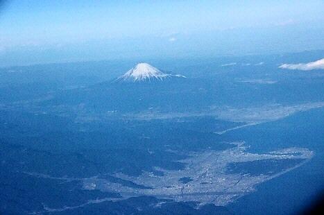 272.静岡市と富士山