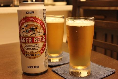 ホンモノのビール