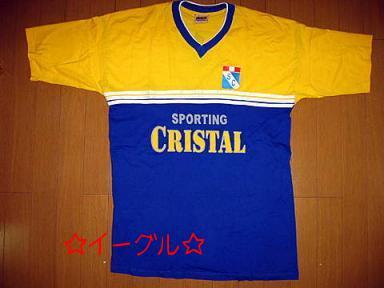 クリスタルTシャツ