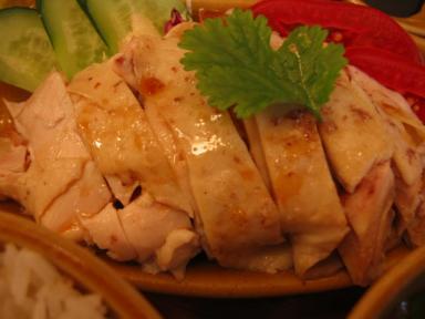 海南鶏飯3