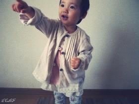 Biquette(ビケット) カーディガン【秋物】キムラタンの子供服