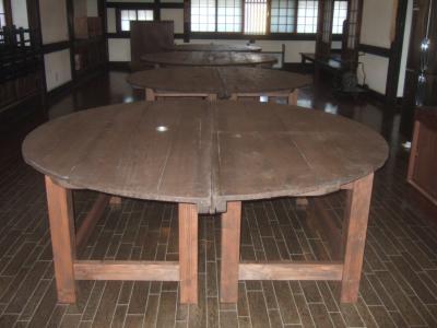 むとう屋テーブル