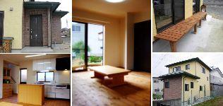 仙台松島で木の家を作る