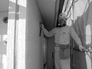 外壁貼職人:熊谷