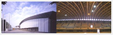 所沢体育館