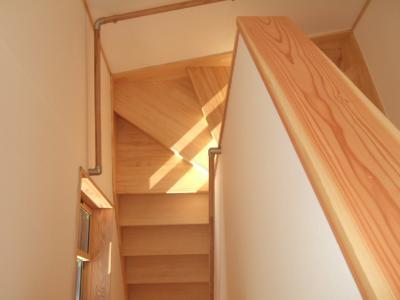 パイン階段