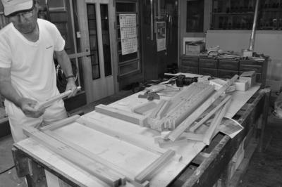 建具職人:京野