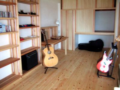ギタールーム