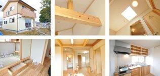 注文住宅「手作りキッチンのあるコンパクトな家」