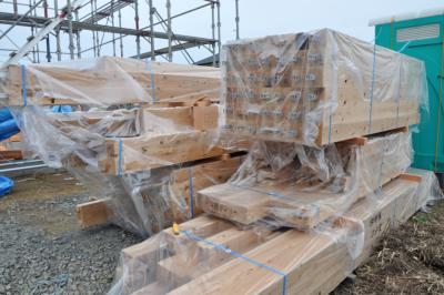APS工法プレカット宮城県産木材