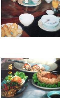 Baan Saen Doi 朝食 昼食