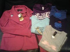 買い物 服