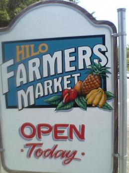hawaii holo farmersmarket