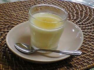 ミルクプリン1