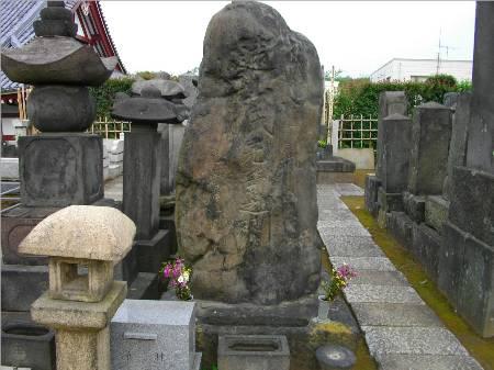 本妙寺遠山金四郎墓所.JPG