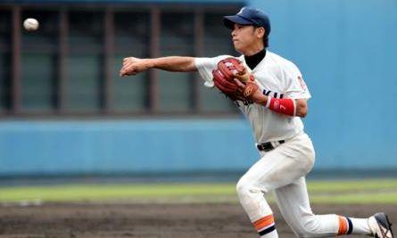 NPB 楽天 ドラフト3位で入団の、阿部選手(東北福祉大)