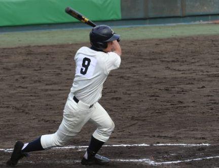 NPB 楽天 ドラフト5位で入団の、勧野 甲輝 選手(PL学園高)