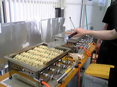 餃子焼き機