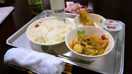 中学校の給食