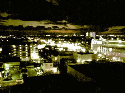 ソフトバンク夜景