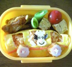 バタコさんのお弁当♪