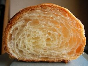 croissant内層