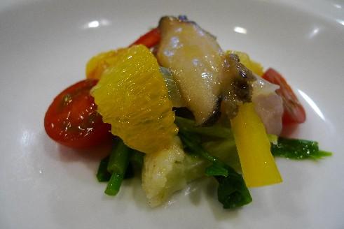 ジラソーレ 魚介のサラダ仕立て.jpg