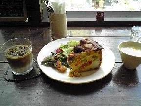 triton cafe lunch