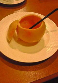 グレープフルーツジュース1