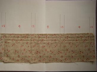 三つ折カードケースの作り方(3)