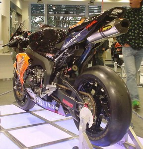 2007年CBR1000RRK エイチエム・プラント・ホンダレーシング 清成龍一