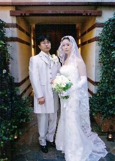 やっとこさ・・・結婚式日記・・・全アップです♪