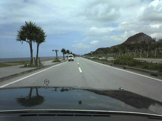 ドライブ沖縄北へ