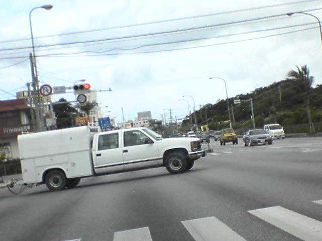 ドライブ沖縄トラック