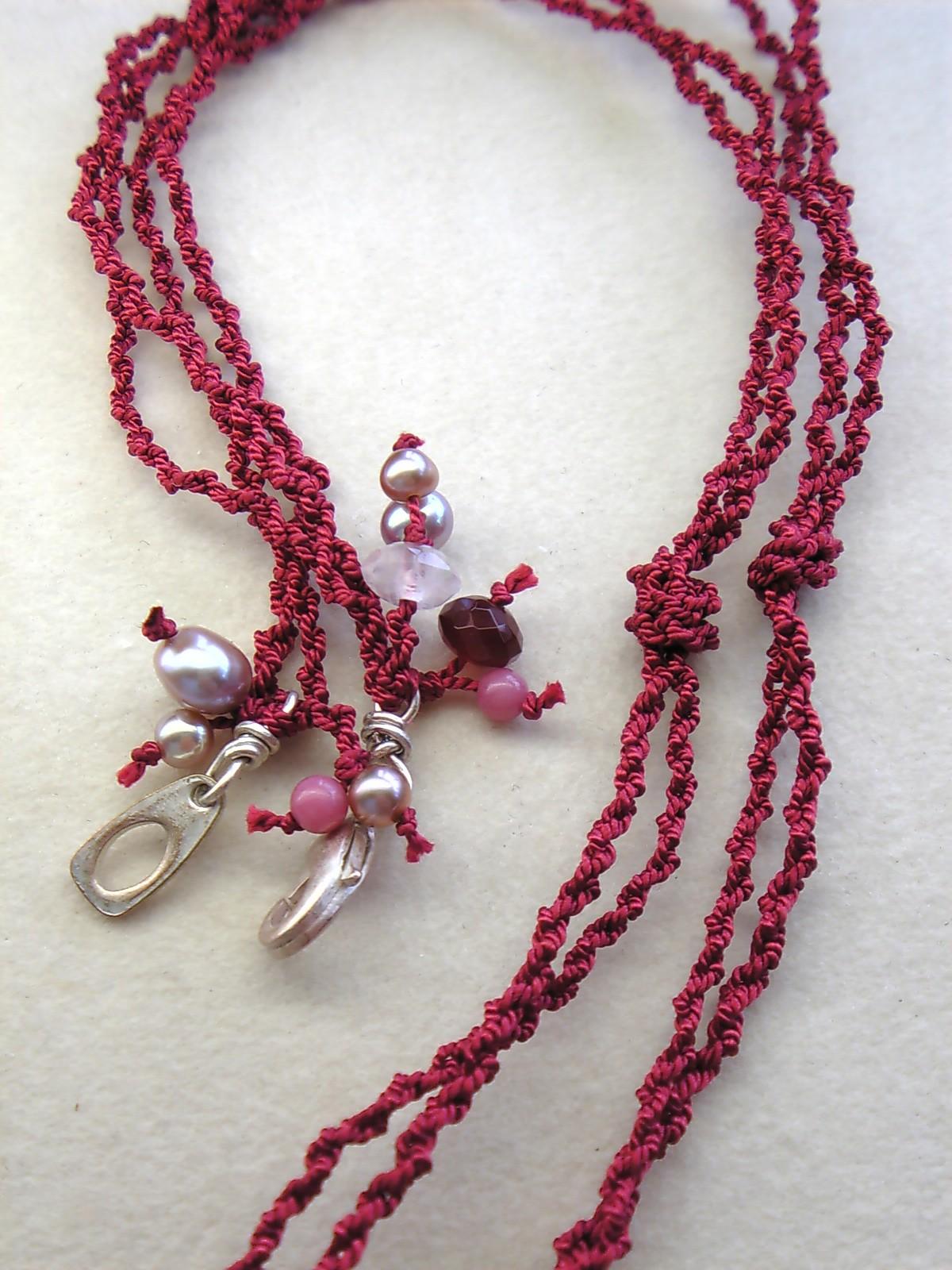 ipod用の絹紐の紐