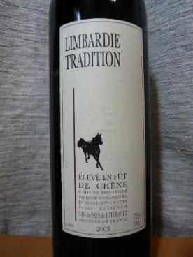 LIMBARDIE TRADITION 2005 (Zoom)