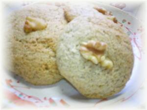 胡桃クッキー