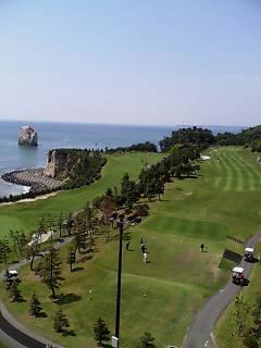 福島ゴルフ場