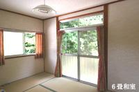 屋久島民宿水明荘_6畳和室