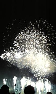 2007年8月18日多摩川花火大会 -4