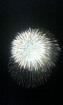 2007年8月18日多摩川花火大会 -1