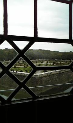 シュノンソー城 窓コレクション3